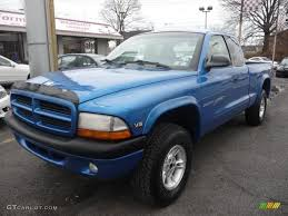 1999 dodge dakota sport 1999 blue pearl dodge dakota sport extended cab 4x4