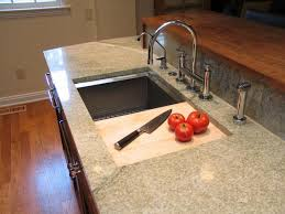 cutting countertop for sink kitchen sink with cutting board kitchen broad ripple cherry