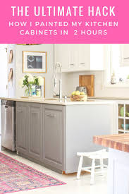 different ways to paint kitchen cabinets fastest way to paint kitchen cabinets the ultimate hack