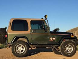 old jeep wrangler 1980 the unwanted wrangler why now is the time to buy a square