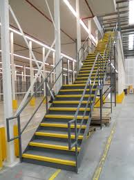 Industrial Stairs Design Retail Staircases Industrial Staircases Custom Warehouse