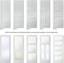 Interior Mdf Doors Orr Woodworks Inc Interior Doors