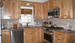 maple kitchen cabinets with paint exitallergy com