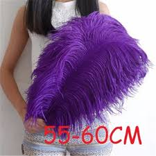 Where To Buy Ostrich Feathers For Centerpieces by Compare Prices On Ostrich Feather Centerpieces Purple Online