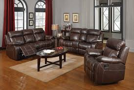 recliners chairs u0026 sofa leather couch and chair set genuine