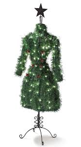 for the fashion conscious this the tree shaped like a