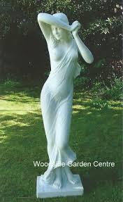 large vergogna phryne enigma garden statue woodside garden