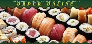 az cuisine ginban sushi order az 85048 sushi