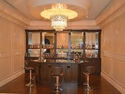 luxurious lighting for basement home bar idea best basement