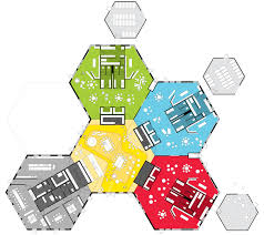 The Interlace Floor Plan Gallery Of Lucinahaven Toulov Childcare Cebra 20 Childcare