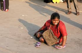 Seeking In Hyderabad Indian Senior Physically Challenged Seeking Help Begging