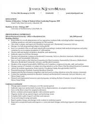 Resident Assistant Job Description For Resume by Resident Assistant U003ca Href U003d