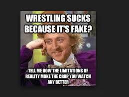 Gay Wrestling Meme - wwe is gay youtube