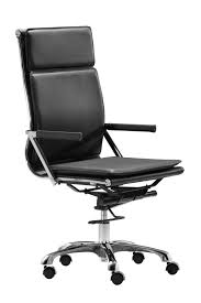 lider plus high back office chair by zuo modern modern office