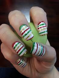 the 12 nail designs of christmas and winter npm nail trends