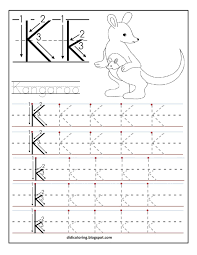 free preschool letter worksheets free printable worksheet letter k for your child to learn and