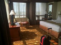 2 Bedroom Apartment For Rent In Pasig Master Bedroom Of 2 Bedroom Suite Picture Of Holiday Inn Manila