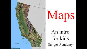 Show Me A Map Of Canada by Maps An Intro For Kids Sanger Academy Youtube