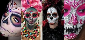Halloween Costumes Call Duty 15 Sugar Skull Makeup Halloween Halloween