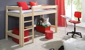 chambre enfant bois massif lit surélevé pour enfant en bois massif pour matelas 90 x 200