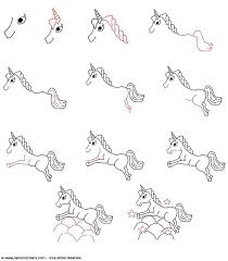 14 best licorne images on pinterest unicorn party drawings and