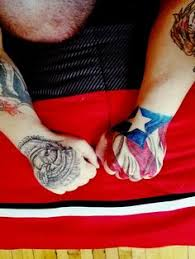 puerto rico flag tattoos designs puerto rican flag tattoo