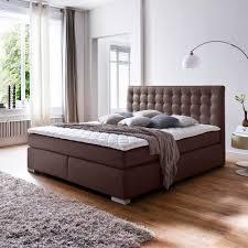 Schlafzimmer Betten G Stig Trendige Lederbetten Günstig Im Angebot Wohnen De