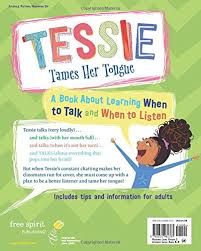 classmates book tessie tames tongue a book about learning when to talk and