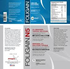 Alcohol And Hair Loss Foligain Minoxidil 5 Foligain N5 Low Alcohol Hair Loss