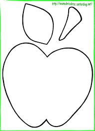 pomme à colorier et à fabriquer sablonok pinterest pomme