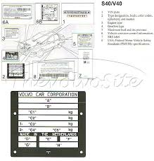 volvo v50 wiring color codes volvo free wiring diagrams