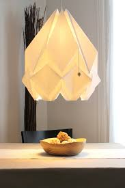 hanahi a flower in japanese is a handmade lamp shade made in
