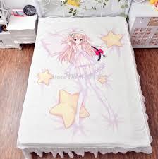 free shipping wholesale bedding kanban musume visible record sheet