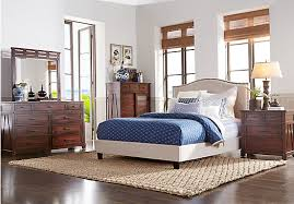 discount belfield sand 3 pc queen bed home decor inspiration