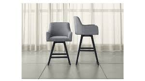 Crate And Barrel Bar Stool Awesome Photograph Of Crate And Barrel Bar Stools Furniture