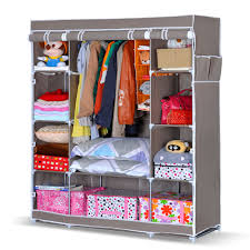 armoire wardrobe storage cabinet folding wardrobe closet clothes storage organizer armoire cabinet