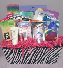 gift basket ideas for women gifts for cancer patients cancer gift baskets for women