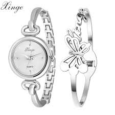 ladies rose gold bracelet watches images Xinge famous brand watches butterfly bangle bracelet watches women jpg