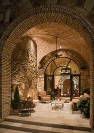 widing custom homes traverse city michigan wine cellar home