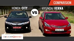 honda car comparison 2015 honda city vs hyundai verna i comparison review i cardekho