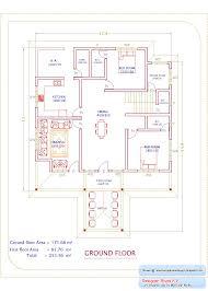 Kerala Style Single Floor House Plan 8 House Plan Of Single Floor House Kerala Home Design Plan