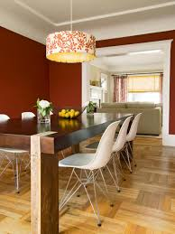 Decorating With Warm Rich Colors HGTV - Kitchen and living room colors