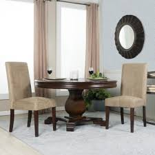 windsor dining room set dining room modern leather brown contemporary dining chairs igf usa