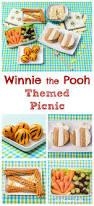 winnie pooh picnic recipes eats amazing