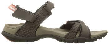 teva women u0027s numa print w sandal brown 11 m us amazon co uk
