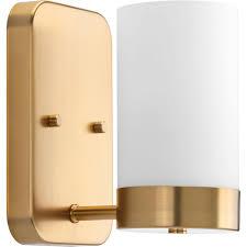 exellent gold bathroom light fixtures thomas lighting allure