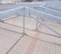 capannone smontabile usato vendo capannone in acciaio usato annuncimacchinariusati