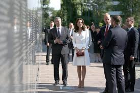 william and kate the duke and duchess of cambridge went to the warsaw rising museum