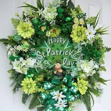 s day wreath 151 best st patricks day wreaths images on st patricks