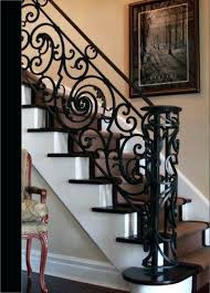 Decorative Wrought Iron Porch Railings Decorative Wrought Iron
